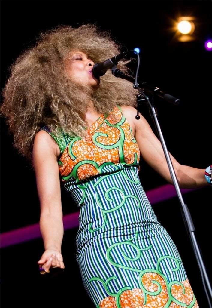 Erykah Badu Fashion and Style | | BADU!!! | Pinterest ...