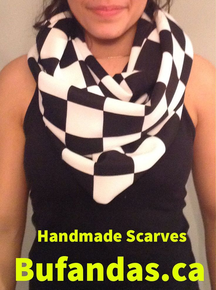 Find a great selection of scarves at Bufandas.ca