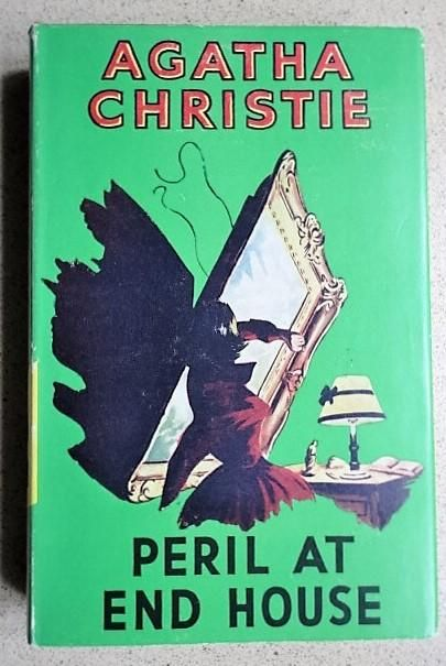 Peril at End House. Published by Collins, London (1960)