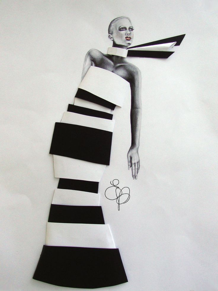Serie Moda Collage Tav#2 by EVanillaArt.deviantart.com on @DeviantArt