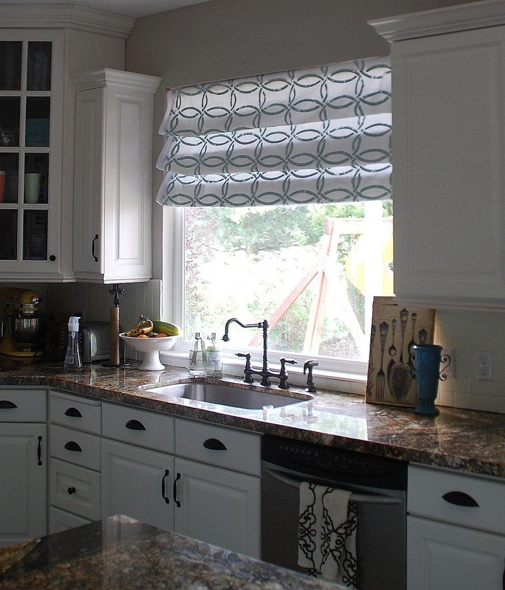 click to close - Kitchen Blind Ideas