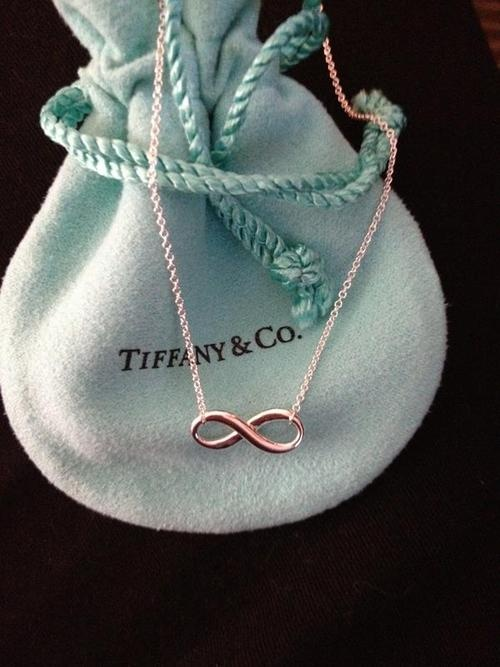 : Infinity Signs, Stuff, Style, Clothing, Tiffany Infinity Necklaces, Anniversaries Gifts, Bride Gifts, Closet, Rose Gold