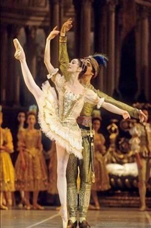 Elisabeth Platel  danseuse étoile - Opéra de Paris