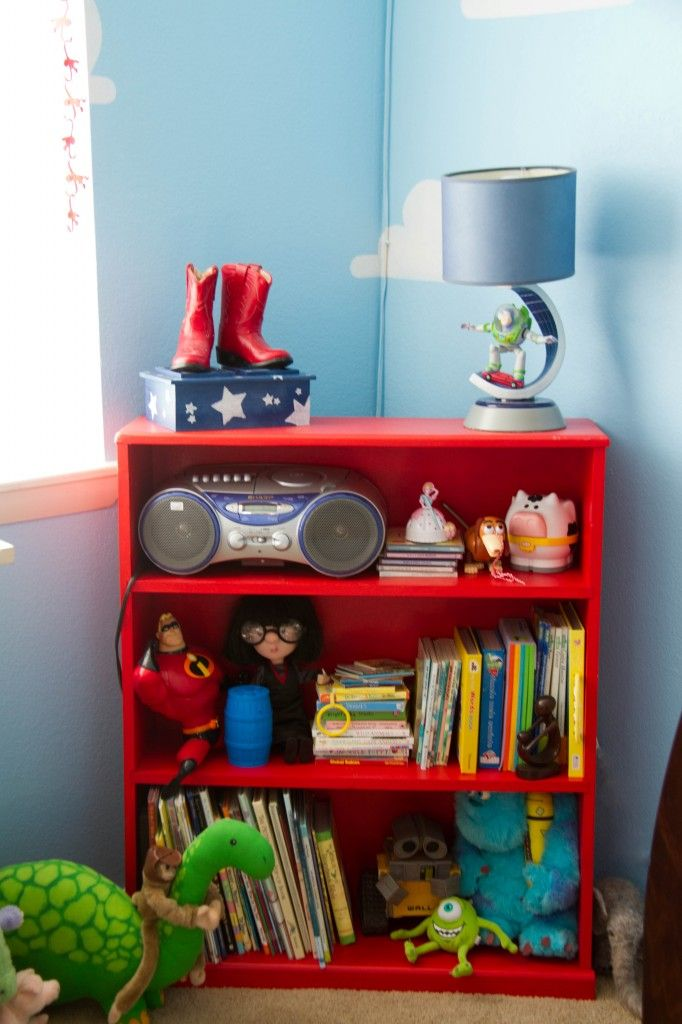 Toy Story Room Ideas By