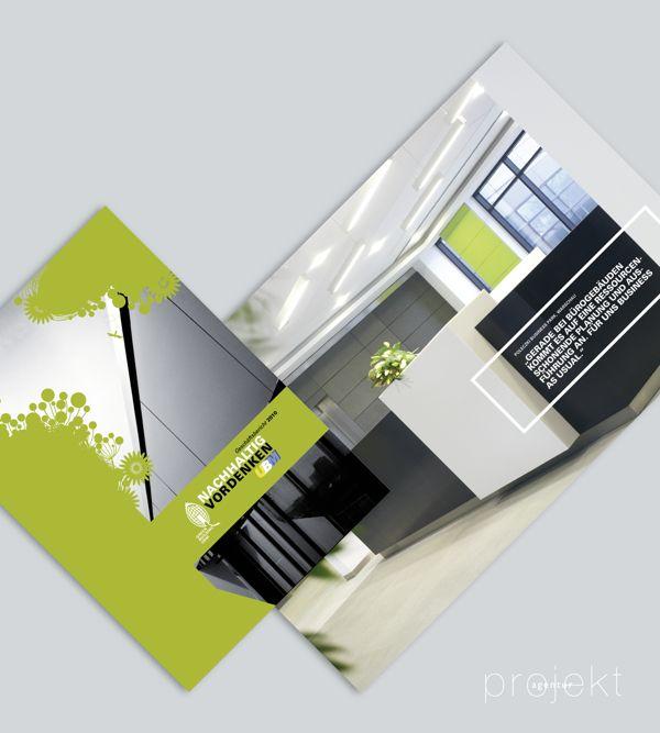 Agency: Projektagentur Weixelbaumer, Linz, Austria, Client: UBM, Project: annual report of 2010