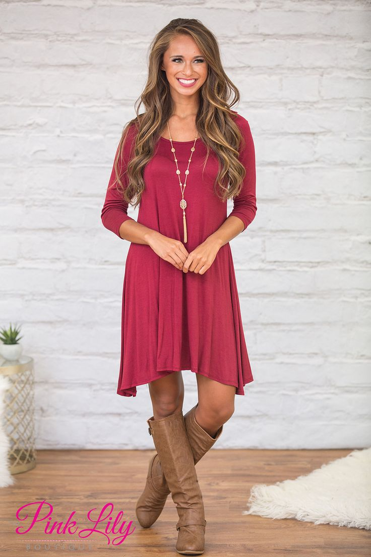 Best 25+ Fall dresses ideas on Pinterest | Fall clothes, Cute ...