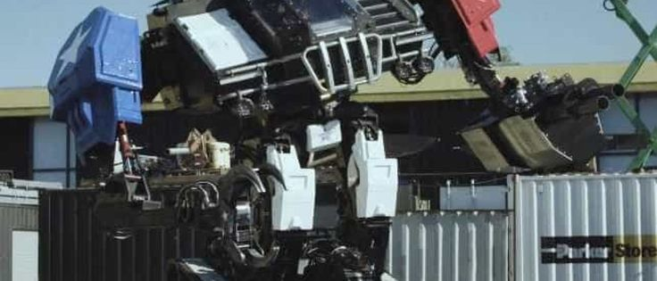 InfoNavWeb                       Informação, Notícias,Videos, Diversão, Games e Tecnologia.  : Colosso de aço: EUA criam robô de combate superpes...