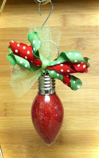 80 Cheap Homemade Christmas Ornaments Ideas to Try Christmas