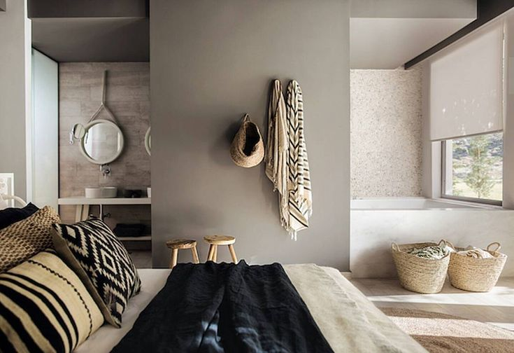 Bedroom | #wakeup #newweek #happy #monday #newchances #bedroom #african #home #inspiration #interior #design #bathroom #ensuite #interiordesign #decorations #homedecor #homeaccessories #sleep #slaapkamer Picture: @frenchbydesign