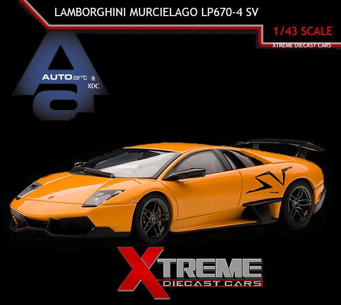 2018 lamborghini limo. modren 2018 cool great autoart 54627 143 lamborghini murcielago lp6704 sv arancio  atlas to 2018 lamborghini limo