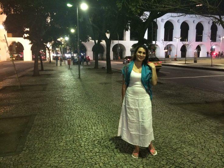Arcos de Lapa, barrio nocturno