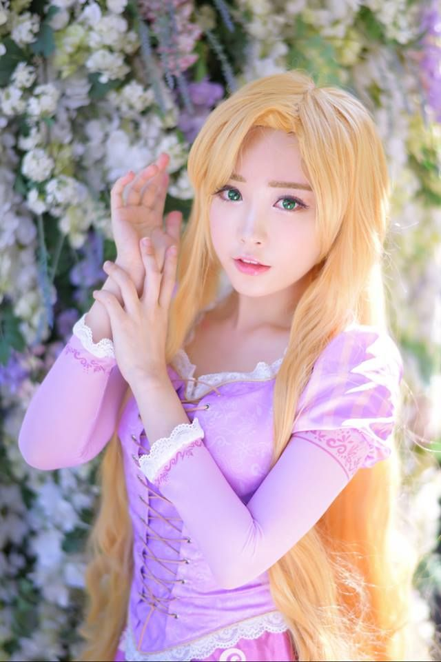 Character: Princess Rapunzel of Tangled (Walt Disney) Cosplay by 토미아 (Tomiaaa) Photography by 슈팅 SHOOTING