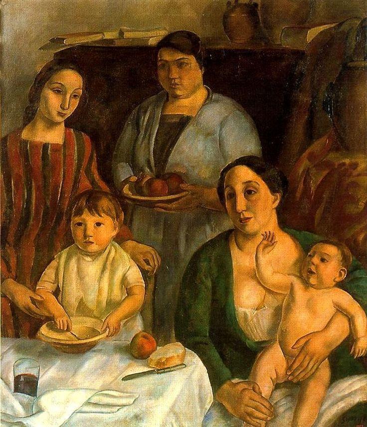Joaquim Sunyer i Miró: El Novecentismo Catalán » Trianarts