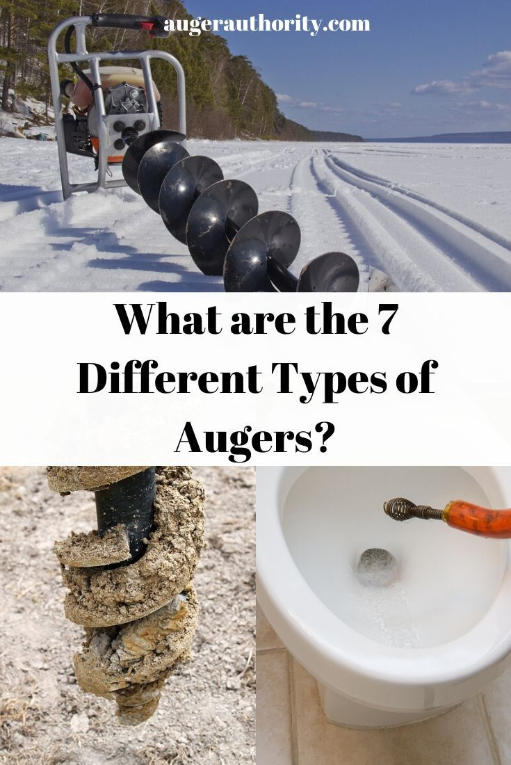 Pin On Best Augers