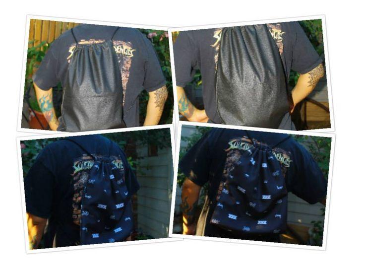 Mochilas impermeables y eco cuero unisex  amplias y para todo tipo de uso... confección propia diseños exclusivos!!!  TEN LA TUYA!  precios inbox  mas info en www.facebook.com/lonamia.mochilas