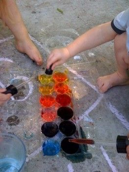Back yard learning centers: 10 ideas for outdoor classrooms