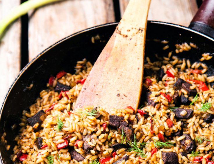 Οικονομικό και μυρωδάτο, αυτό το πιάτο που θα φτιάξουμε με ρύζι BONNET ΟΜΟΣΠΟΝΔΙΑ, θα μας ταξιδέψει από την Πόλη ως το Μαρόκο...