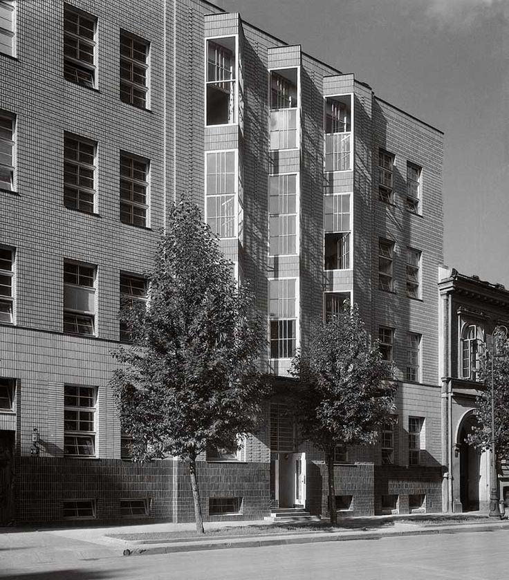 M. Michałowicz clinical hospital, architects Romuald Miller and Emilia Hiżowa, built between 1930-1932, 14/16 Litewska Street
