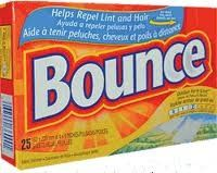 Did You Know? List of really cool stuff. Sticking a Bounce sheet in your back pocket repels mosquitos.