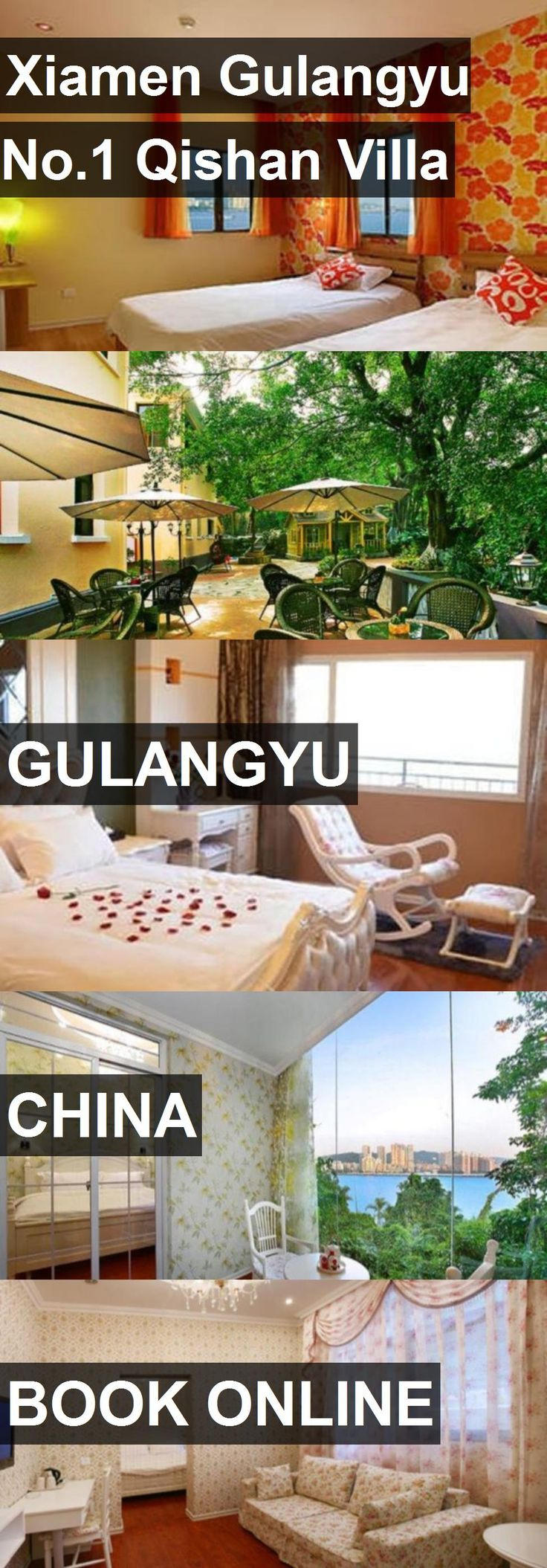Hotel Xiamen Gulangyu No.1 Qishan Villa in Gulangyu, China. For more information, photos, reviews and best prices please follow the link. #China #Gulangyu #XiamenGulangyuNo.1QishanVilla #hotel #travel #vacation