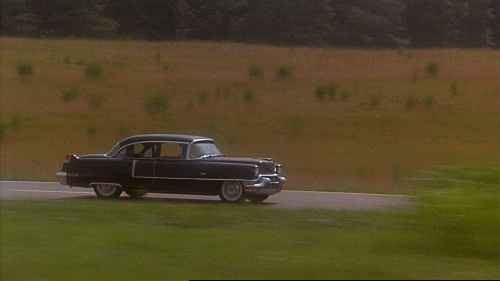 1956 Cadillac Sedan from Driving Miss Daisy, 1989: Cadillac Then, Classic Autos, 1956 Cadillac, Famous People, Vintage Cadillacs, Full Movies