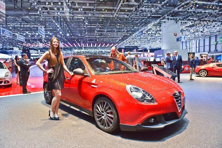 MiTo czy Giulietta? Którą Alfę w wersji Quadrifoglio Verde chciałbyś zabrać na przejażdżkę po torze wyścigowym?