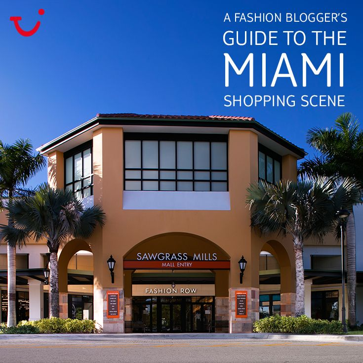 A fashion blogger's guide to shopping in Miami Miami has become a shopper's paradise thanks to its vintage stores, designer boutiques and outlet malls. But with so much to choose from, it can be hard to know where to start. Here fashion blogger and Miami resident Annie Vazquez (of thefashionpoet.com) gives us an insider's guide to the best places to shop.