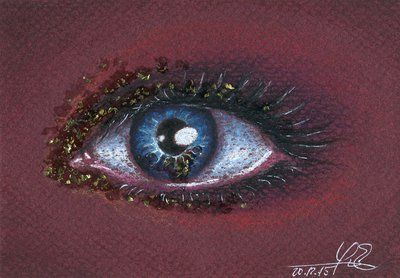 Eye by Lelixiana