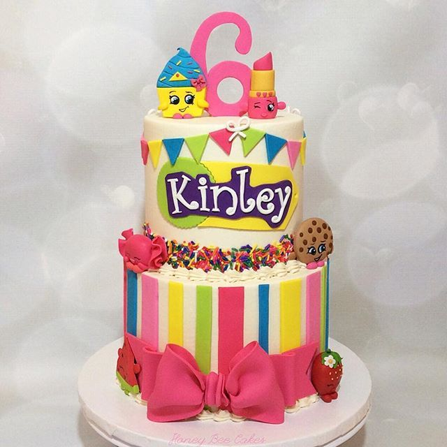 1000+ Images About Shopkins Cakes N Cupcakes On Pinterest