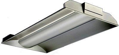 Lithonia Lighting 2VT5 2 28T5 ADP MVOLT GEB10PS 2 Light Linear Recessed Fluoresc White Commercial Lighting Ceiling Lights Troffers #ps2