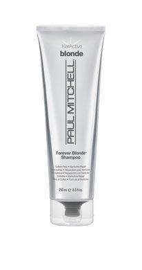 Forever Blonde Shampoo, detersione delicata per i capelli biondi naturali, schiariti o decolorati