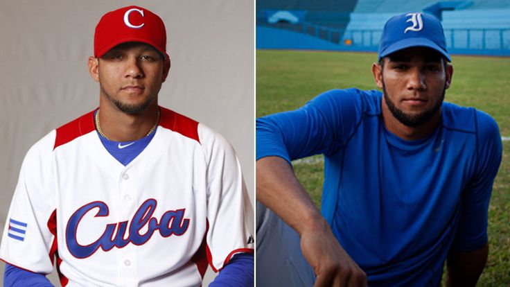 Las Grandes Ligas MLB: Los hermanos Gourriel CUBA