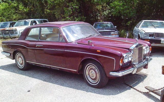 1 Of 13 Built! 1966 Rolls-Royce Silver Shadow - http://barnfinds.com/1-13-built-1966-rolls-royce-silver-shadow/