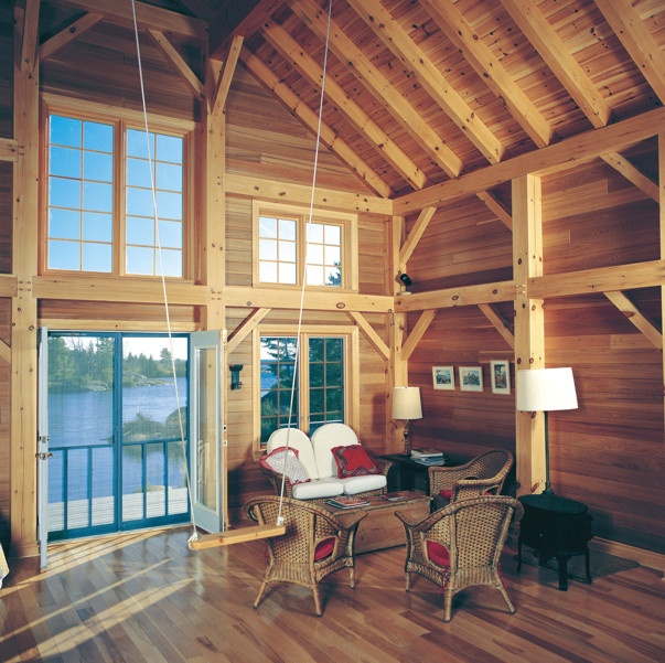 Timber Frame Bathroom With Skylight Master Bathrooms Ideas