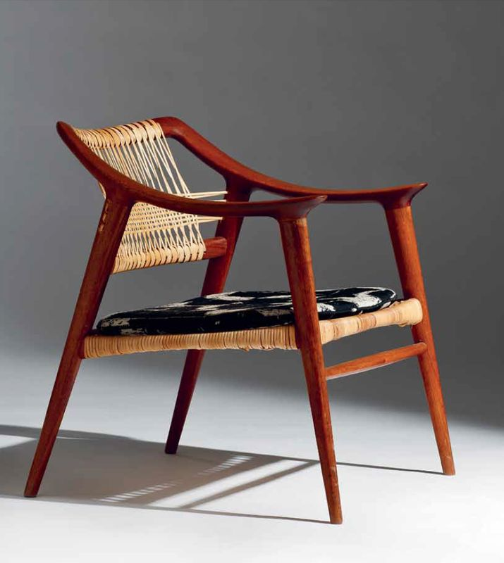 Bambi Armchair by Rastad & Relling