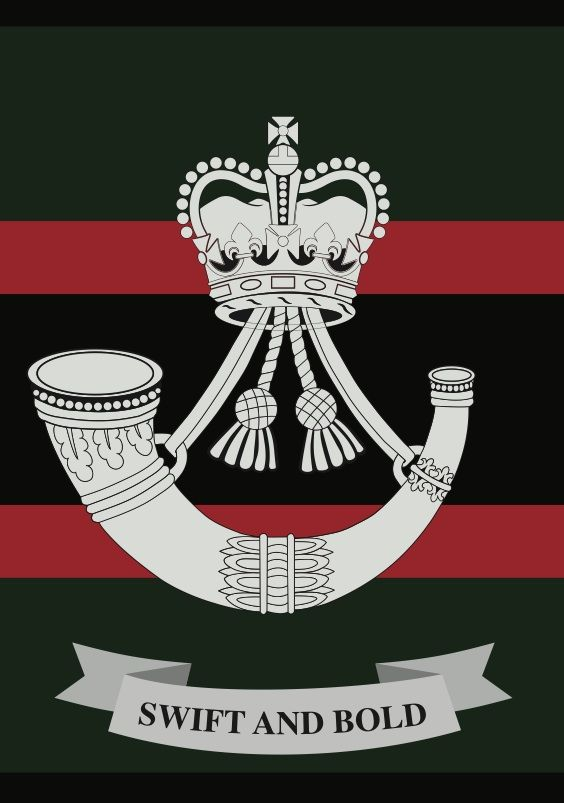 The Rifles is an infantry regiment of the British Army and was formed in 2007. Since formation the regiment has been involved in combat operations, first in the later stages of the Iraq War and in the War in Afghanistan.