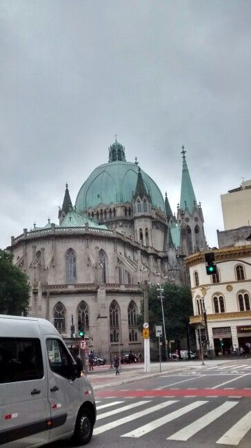 Catedral da Sé/ São Paulo BR 95/2017