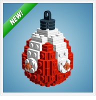 Another Lego Ornament