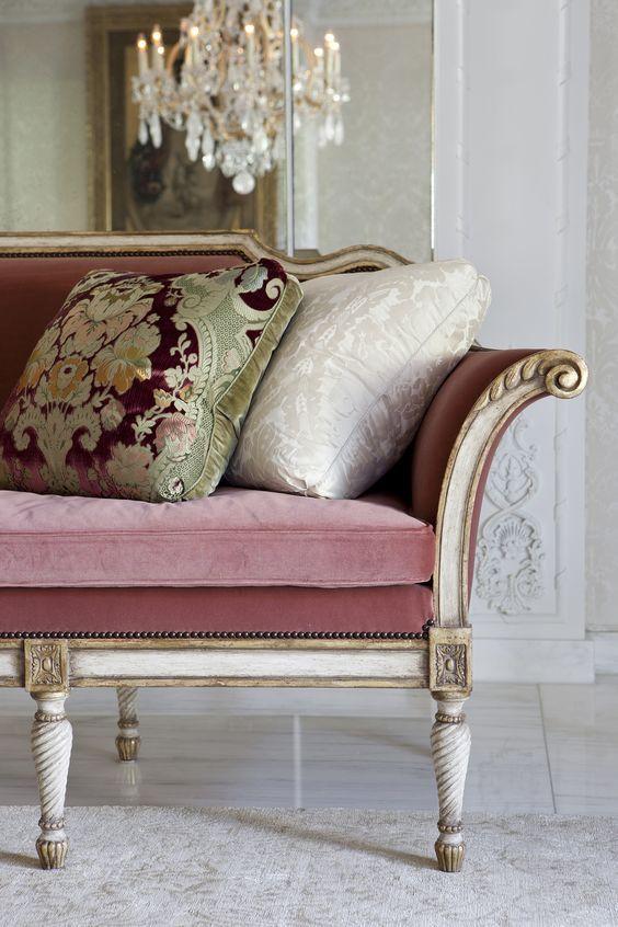 "ahtheprettythings: ""Sitting room at Maison de Ville: a Parisian pied-a-terre by @Ebanista. """