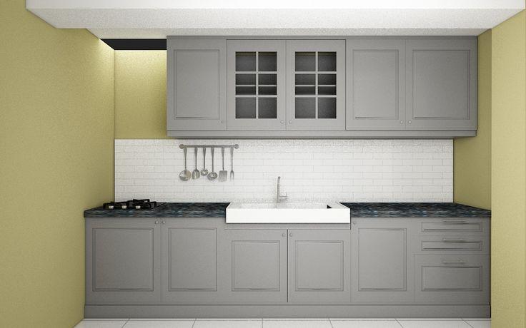Kitchen set Rumah Bu uun jakarta