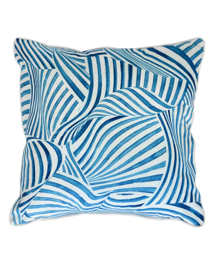 Blueprint Cushion | Urban Road | back  Available in Ampersand Geelong