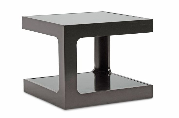 Black Glass Side Table Gumtree: 17 Best Ideas About Modern End Tables On Pinterest