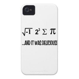 I Ate Some Pie iPhone 4 Case-Mate Case
