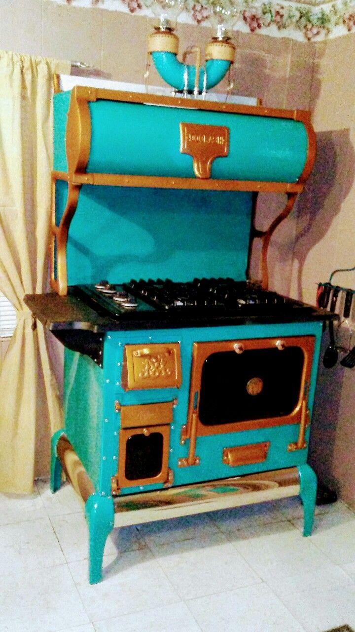 807 best Vintage stoves images on Pinterest | Vintage stoves ...