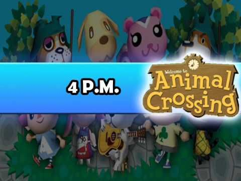Animal Crossing - 4 P.M. (Extended)