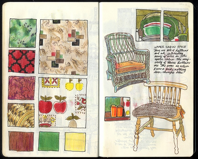 Art Journal/Sketchbuch: 22