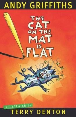 Cat on the Mat is Flat by Andy Griffiths -  Boomerang  Books