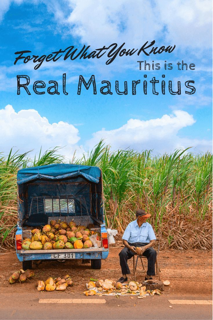 Mauritius is beautiful and diverse and exotic - in ways we could never have expected. Its people are warm and friendly and intriguing - in ways we could only get a glimpse of. In this photo essay we have a look at the Real Mauritius and its amazing people.