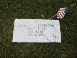 William Jefferson Blythe, Jr