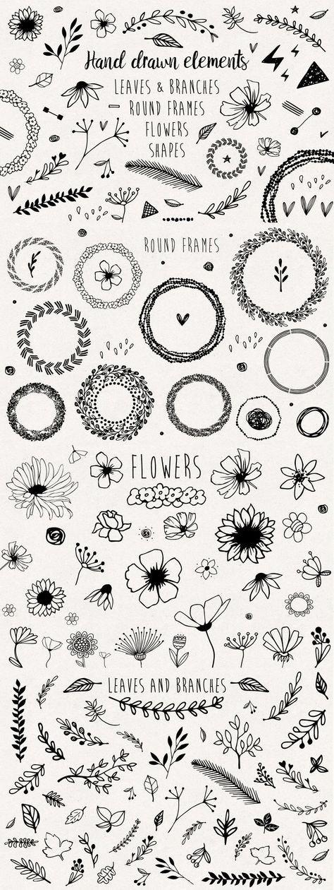 Muchas maneras de dibujar